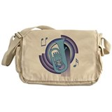 Euphonium Deco2 Messenger Bag