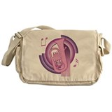 Euphonium Deco3 Messenger Bag