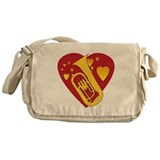 Euphonium Heartsong Messenger Bag