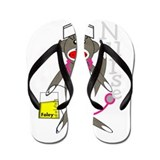 Nurse Gifts XX Flip Flops