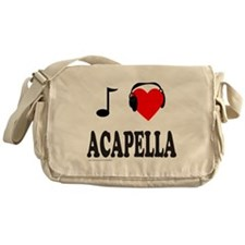 ACAPPELLA Messenger Bag