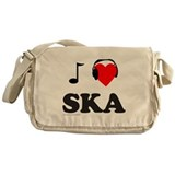 SKA MUSIC Messenger Bag