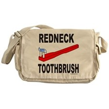 REDNECK TOOTHBRUSH Messenger Bag