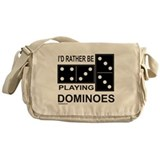 DOMINO Messenger Bag