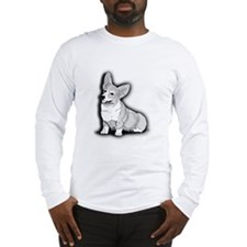 Corgiteer - Long Sleeve T-Shirt