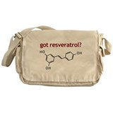 Got Resveratrol Messenger Bag