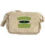 Gastroschisis Awareness Messenger Bag