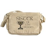 Celtic Sister of Groom Messenger Bag