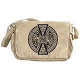Celtic Dragons Messenger Bag