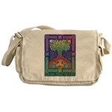 Celtic Tree of Life Messenger Bag
