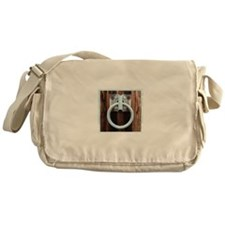 Grab the Ring Messenger Bag