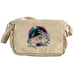 Twilight WolfGirl Messenger Bag