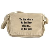 Get More Goats Messenger Bag