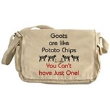 Goats- Can't Have Just One Messenger Bag