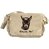 Pygmy Goat Excuse me? Messenger Bag