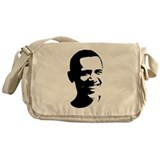 Barack Obama Portrait Messenger Bag