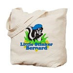 Little Stinker Bernard Tote Bag