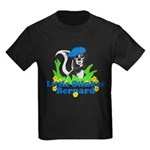 Little Stinker Bernard Kids Dark T-Shirt