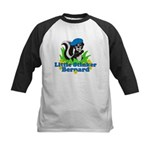 Little Stinker Bernard Kids Baseball Jersey