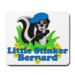 Little Stinker Bernard Mousepad