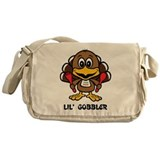 Lil' Gobbler - Turkey Messenger Bag