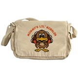 Mommy's Lil' Gobbler Messenger Bag