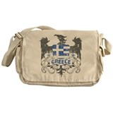Greece Winged Messenger Bag