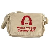 What Would Jeremy Do? Messenger Bag