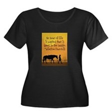 Horse and Child T