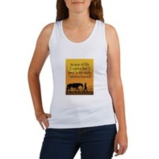 Horse and Child Women's Tank Top