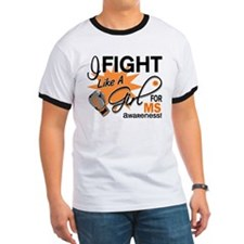 Fight Like A Girl For My MS T