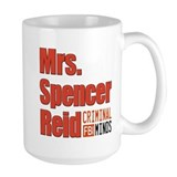 Mrs. Spencer Reid Mug