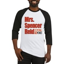 Mrs. Spencer Reid Baseball Jersey