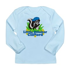 Little Stinker Clifford Long Sleeve Infant T-Shirt