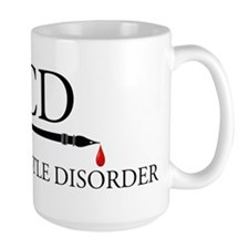 OCD Ceramic Mugs