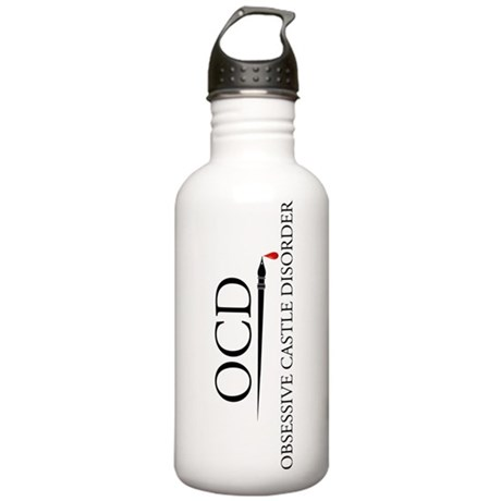 OCD Stainless Water Bottle 1.0L