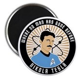Science Officer Tesla Magnet