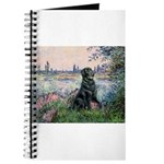 Flat Coated Retriever 2 Journal