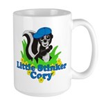 Little Stinker Cory Large Mug