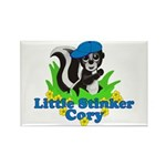 Little Stinker Cory Rectangle Magnet (100 pack)