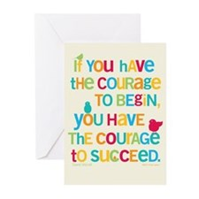 Courage Greeting Cards (Pk of 20)