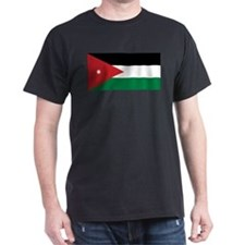 Jordan Flag Black T-Shirt