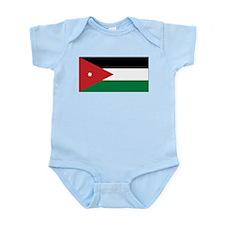 Jordan Flag Infant Creeper