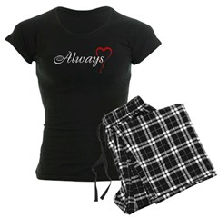 Always Women's Dark Pajamas