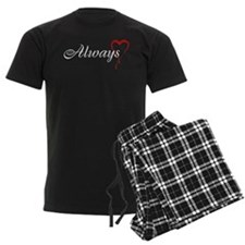 Always Men's Dark Pajamas