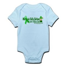 Who needs Belly Buttons? They Infant Bodysuit