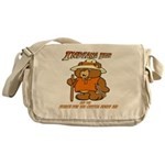 INDIANA BEAR Messenger Bag