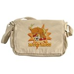 Mustangs Soccer Messenger Bag