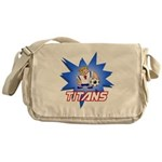 Titans Messenger Bag