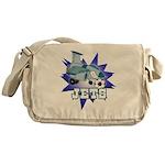 Jets Soccer Messenger Bag